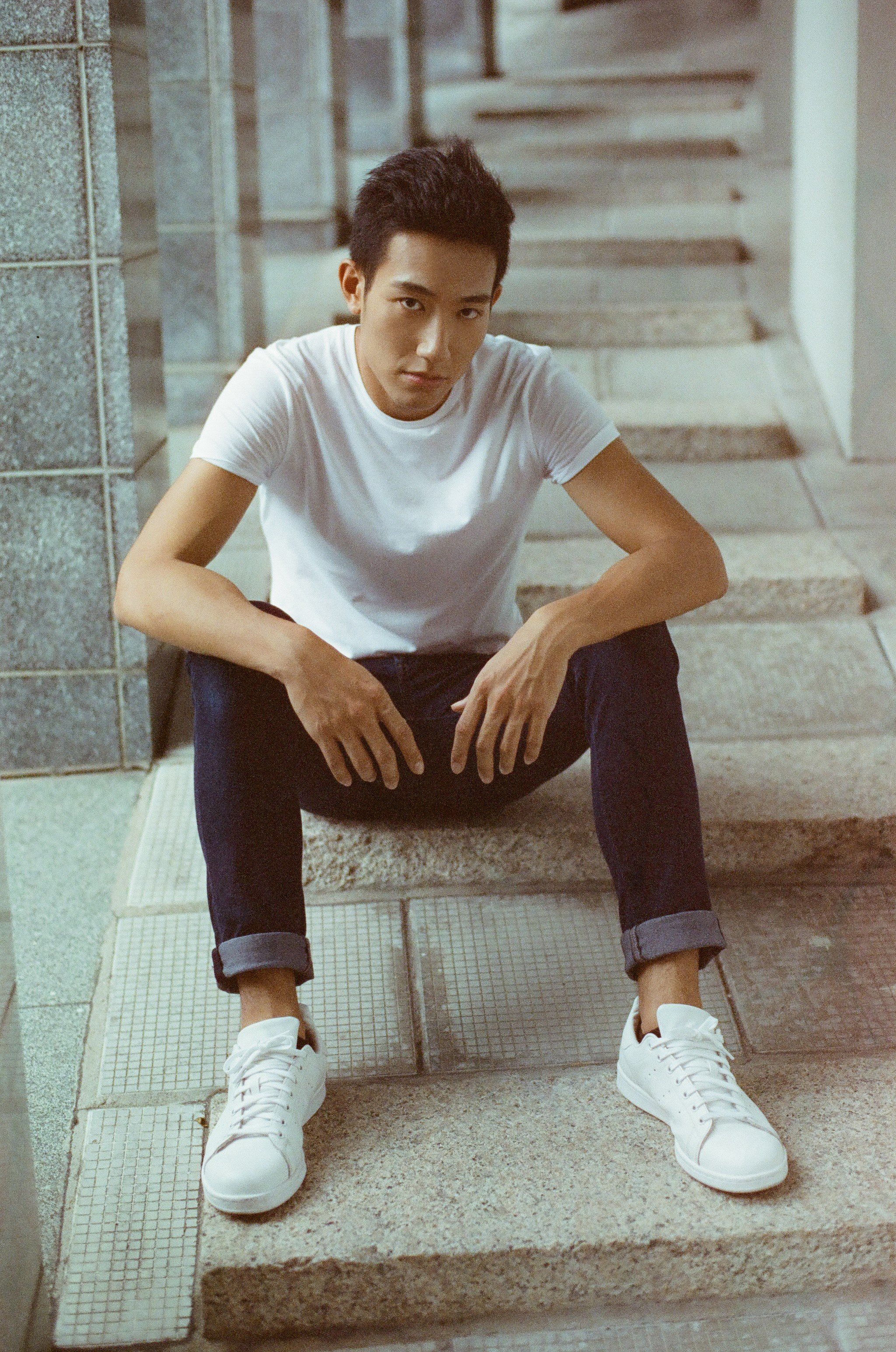 Raymond Chin 攝影師最新紀錄 - SMI Soul Entertainment model shooting - William Lee(2016-08-15,人像攝影)