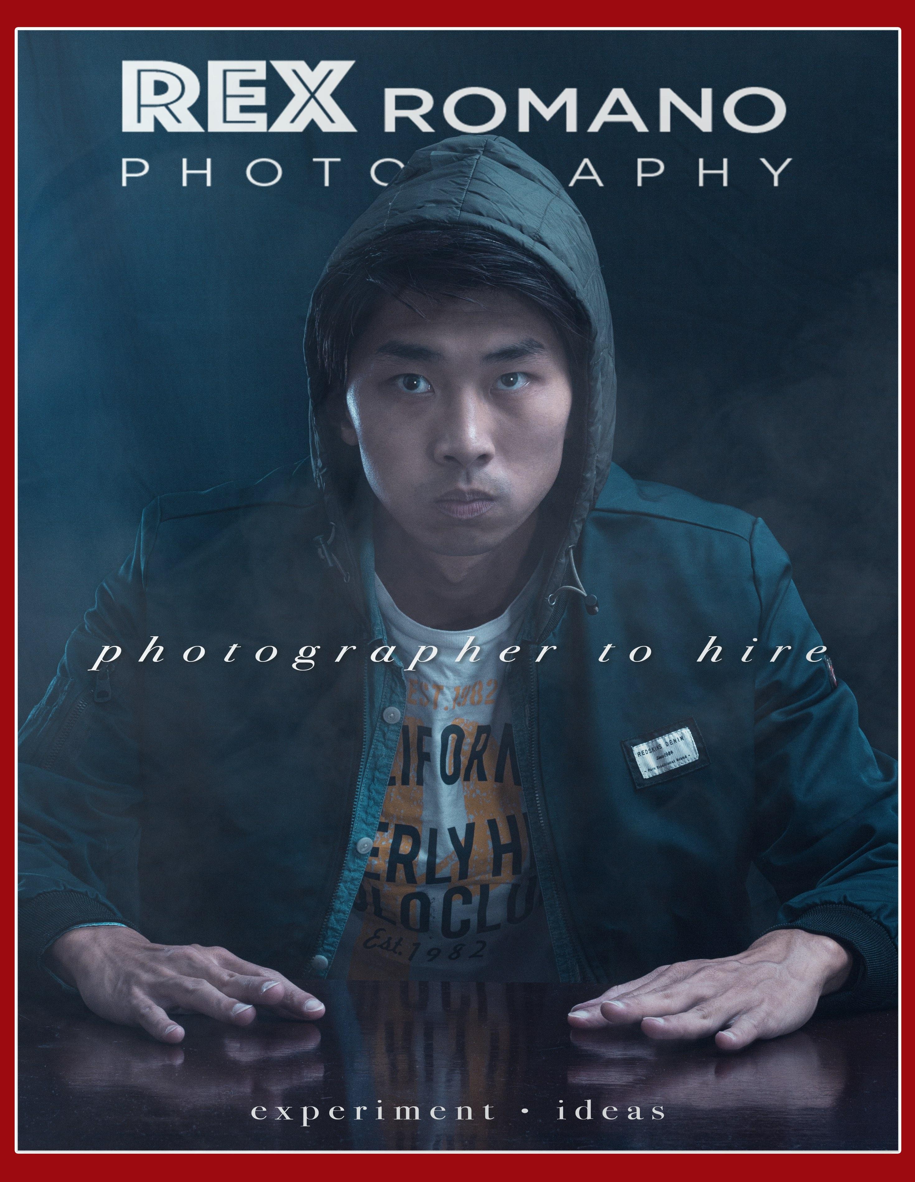 香港攝影師 Photographer : Rex Romano @青年創業軍